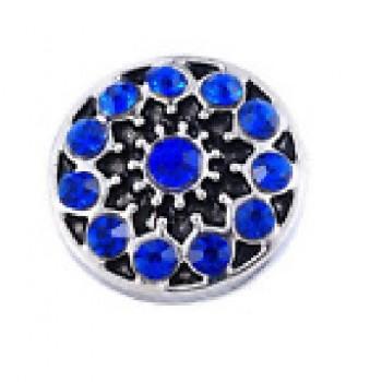 Charm Con Redonditas Azules