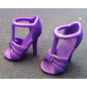 Zapatos De Tacón para Barbie