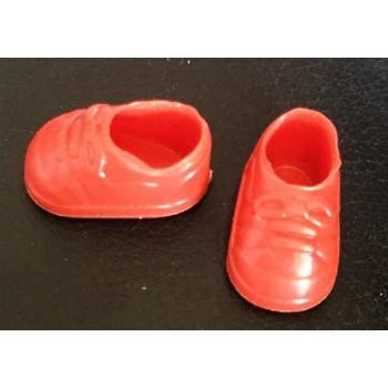 Zapatos De Bebé Rojo para...
