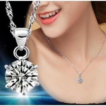 Colgante Imitación Diamante...