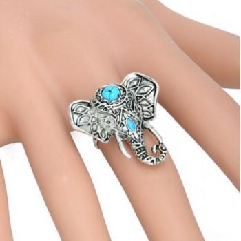 Anillo Elefante Con...