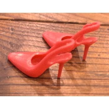 Zapatos De Tacón Verano...