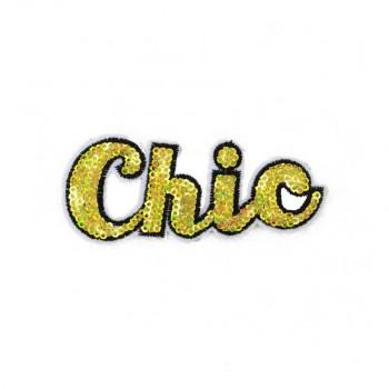 Parche CHIC