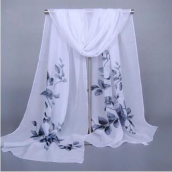 Precioso pañuelo foulard en...