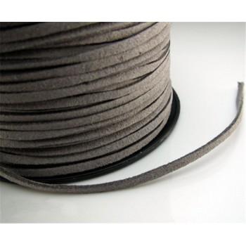 10 metros cordón gris piel...