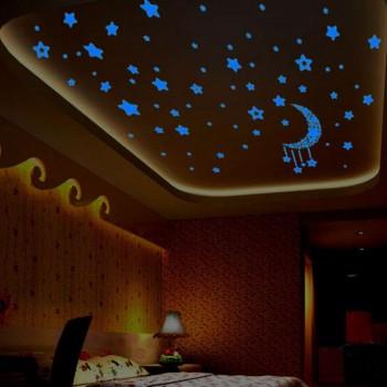 Lunas y estrellas...