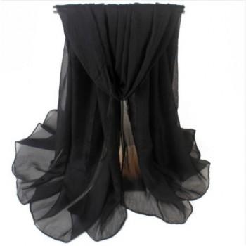 Pañuelo / foulard en negro...