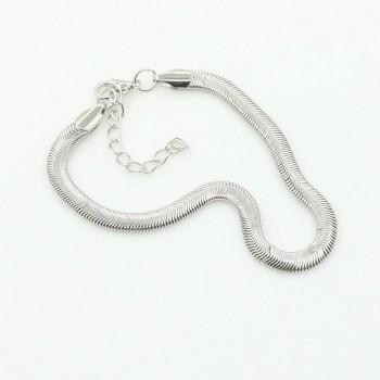 Pulsera gruesa serpiente