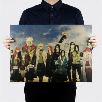 Póster Anime / Manga Naruto...