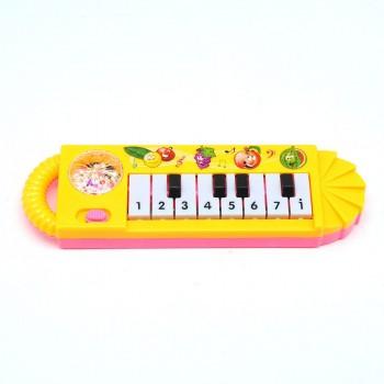 Piano electrónico infantil