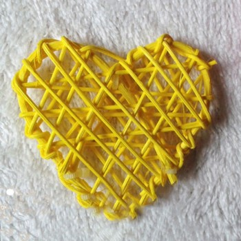 Corazón de Ratán Amarillo (...