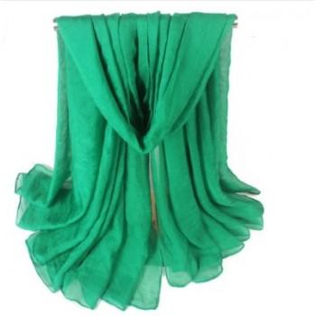 Pañuelo / Foulard en verde...