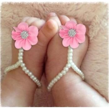 Pulsera para pie de bebé