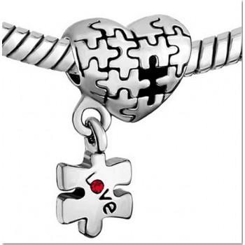 Colgante / charm Puzzle de...