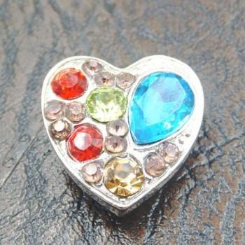 Charm Corazón Piedras...